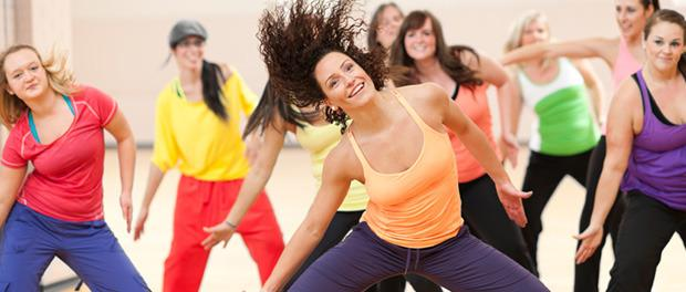 Frauen beim NIA Dance Workout