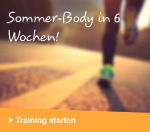 Sommer-Body in 6 Wochen – Training starten